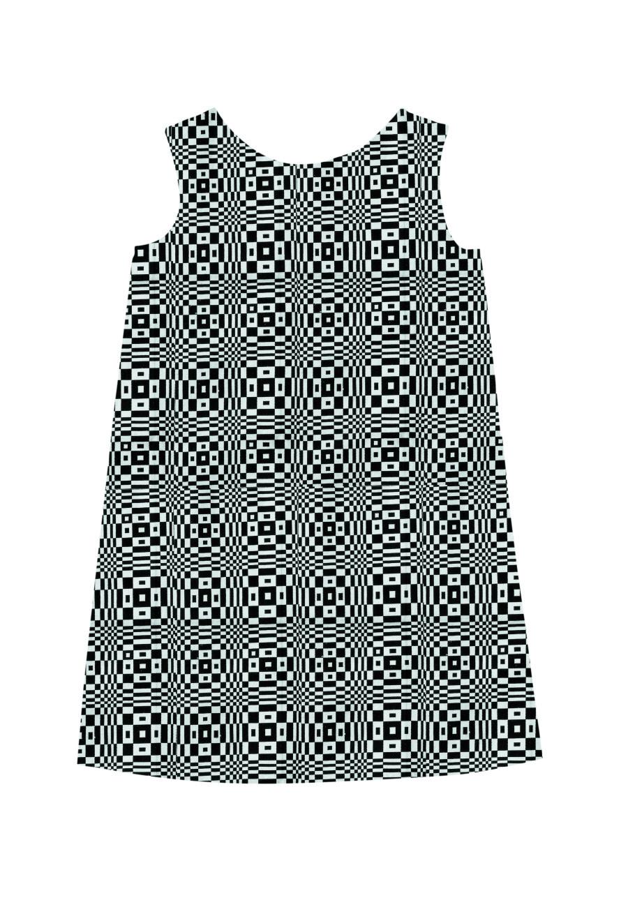 2nd pop dress