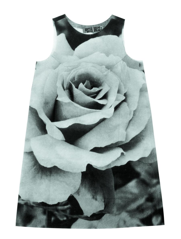 ROSE_POSTER DRESS
