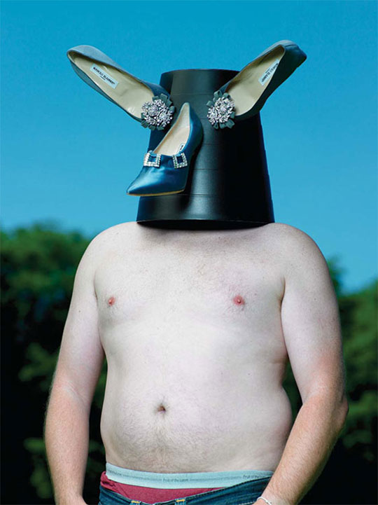 Paul Graves and Joe Fish, Fashion Monster Blahnik, 2006
