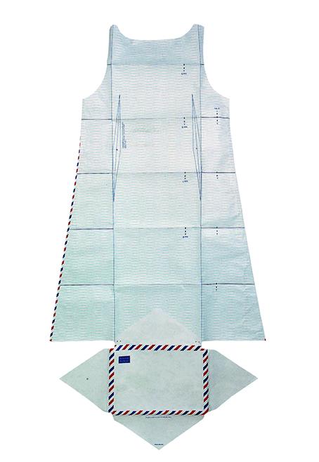 airmail dress